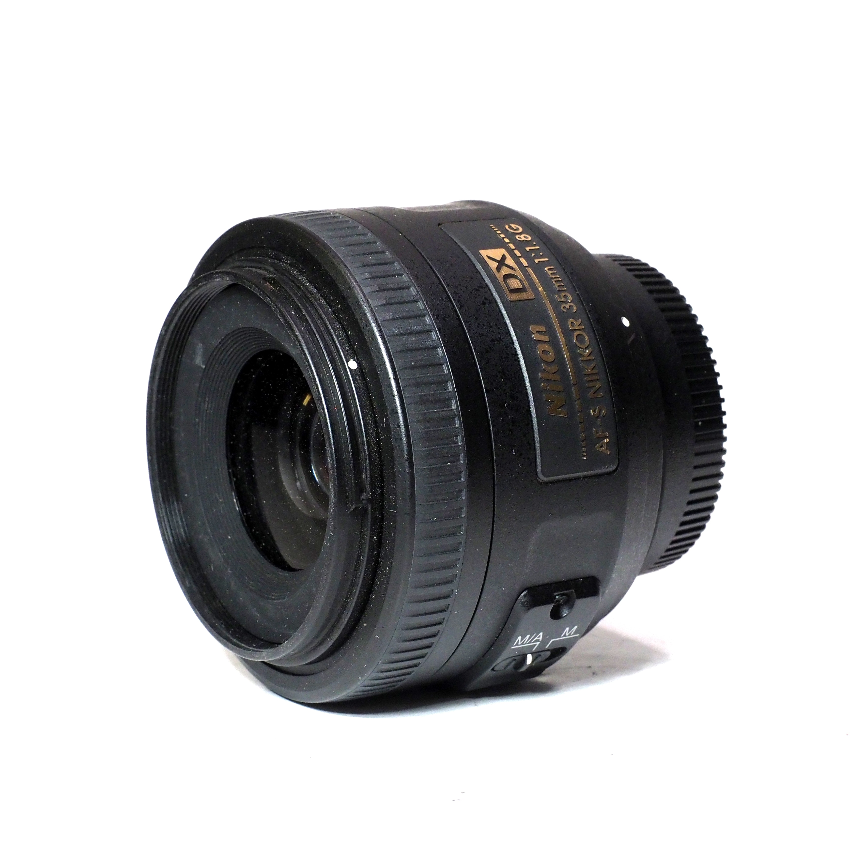 Nikon AF-S 35mm f/1,8 G DX - BEGAGNAT