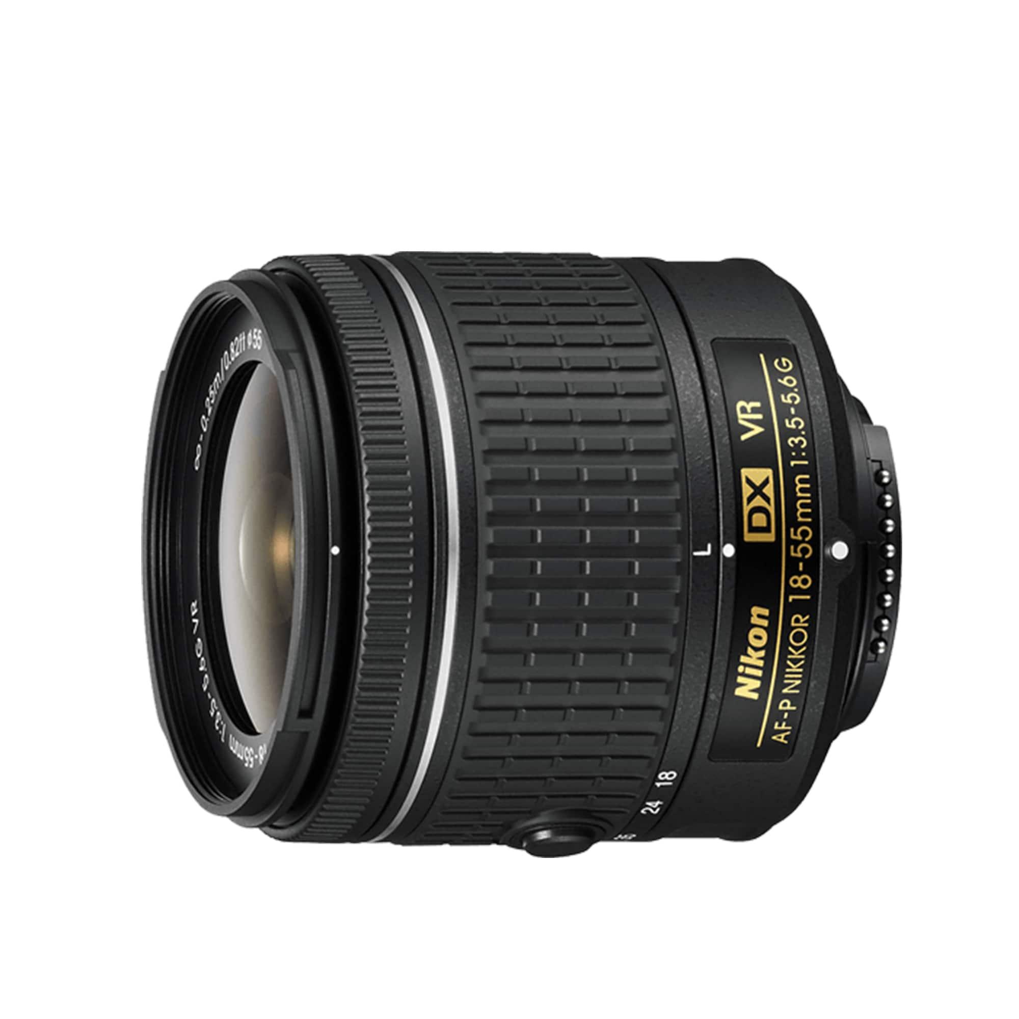 Nikon AF-P DX VR G 18-55mm f/3,5-5,6 - DEMO EX