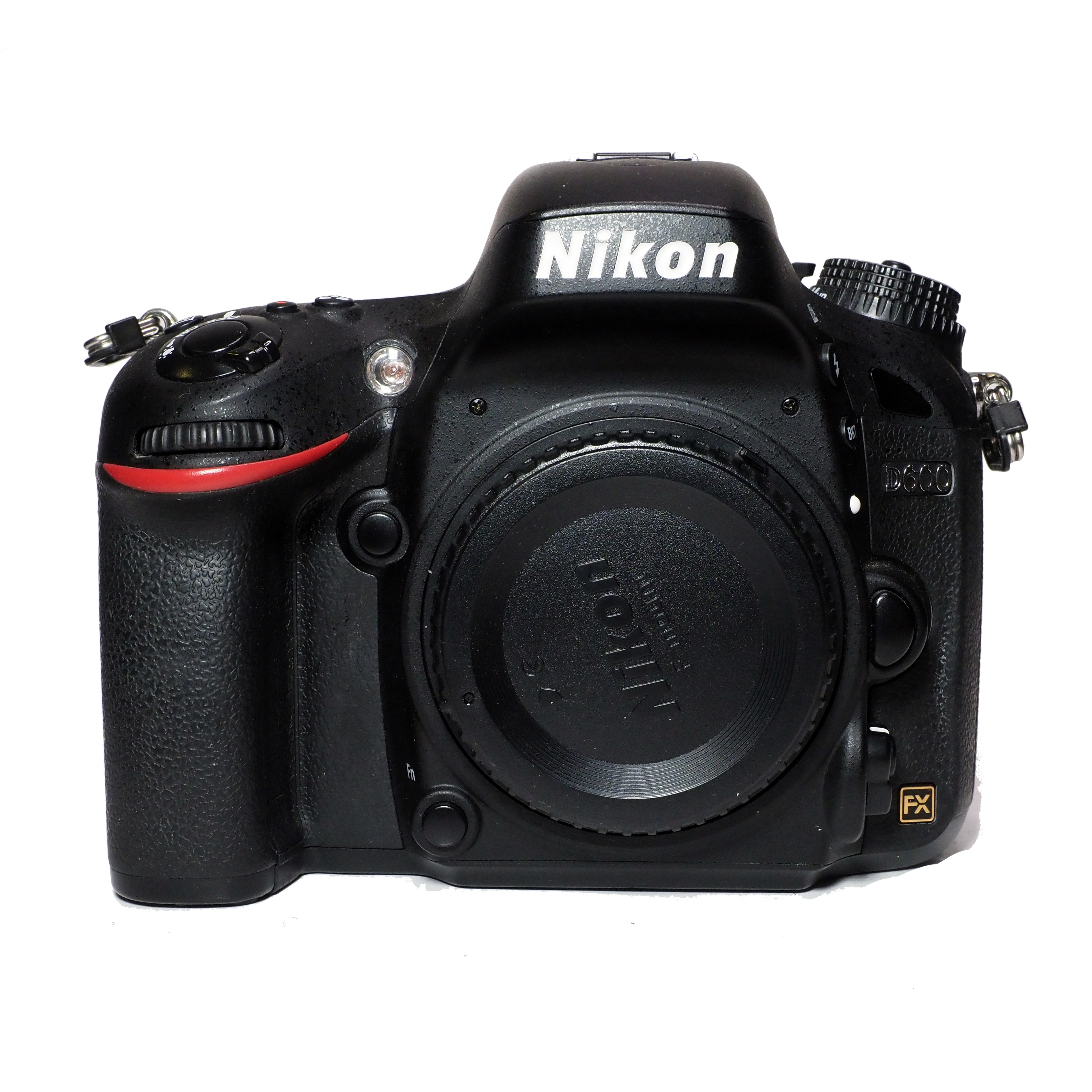 Nikon D600 kamerahus - BEGAGNAT