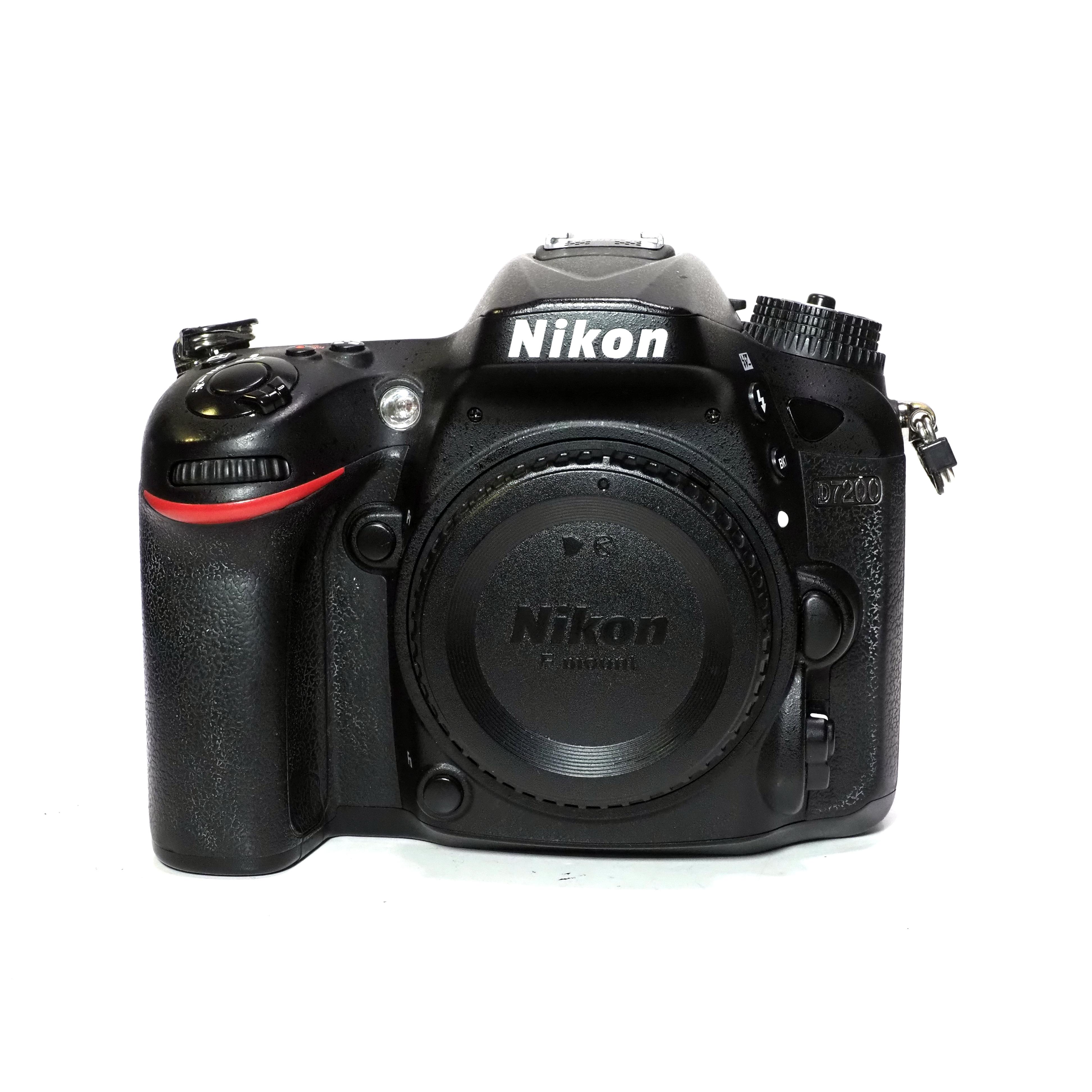 Nikon D7200 hus - BEGAGNAT