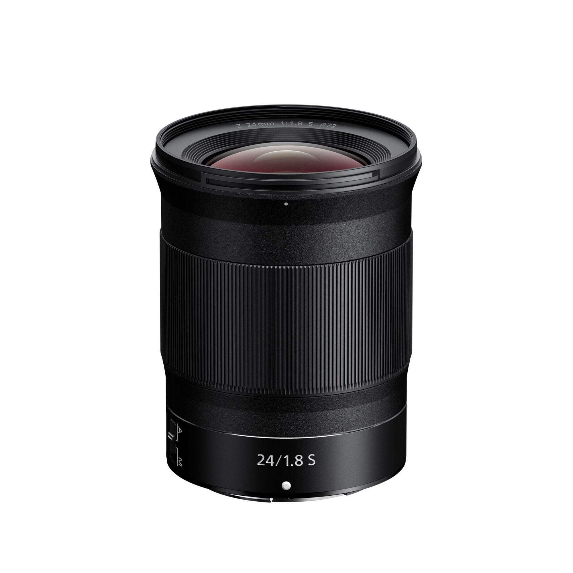 Nikon-z-24mm-f18-s-side