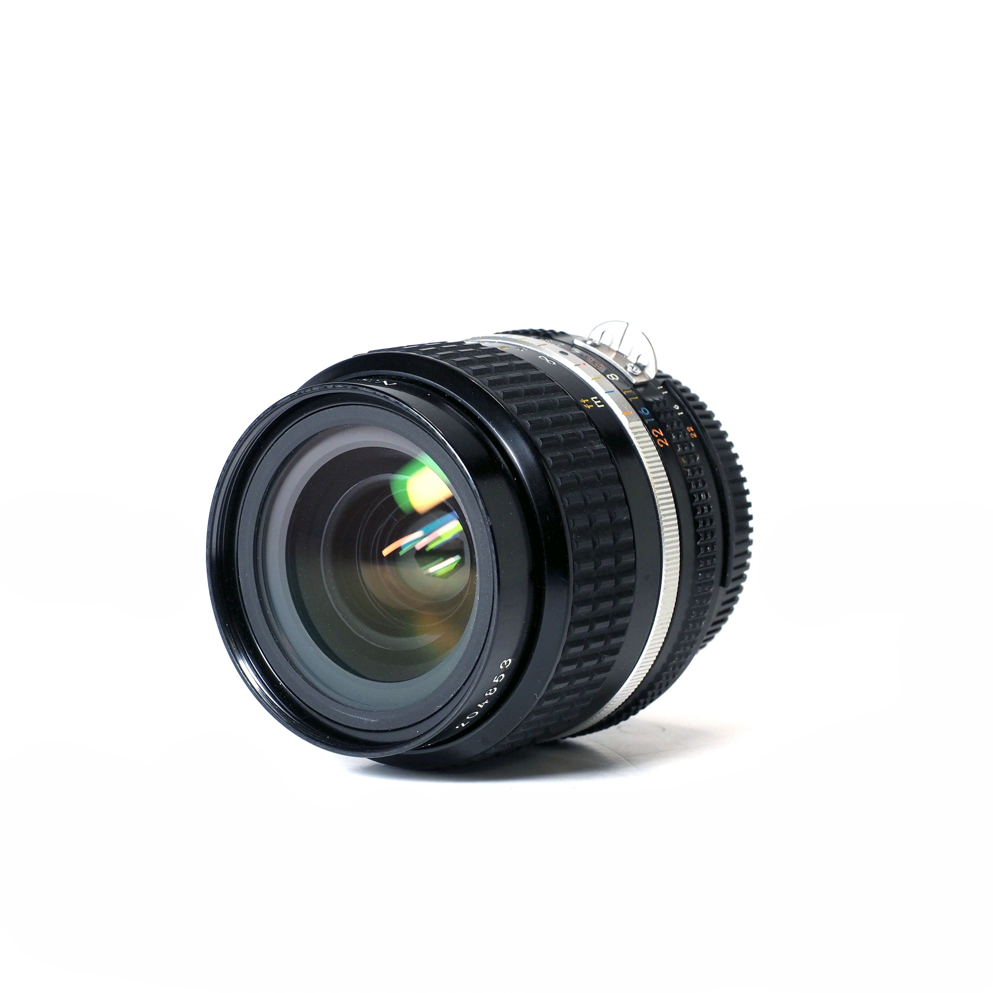 Nikon 24mm f/2 - BEGAGNAT
