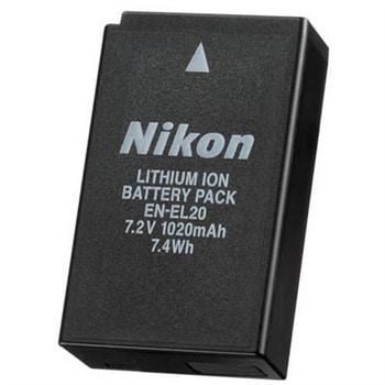 Nikon Rechargeable Li-Ion Battery En-El20
