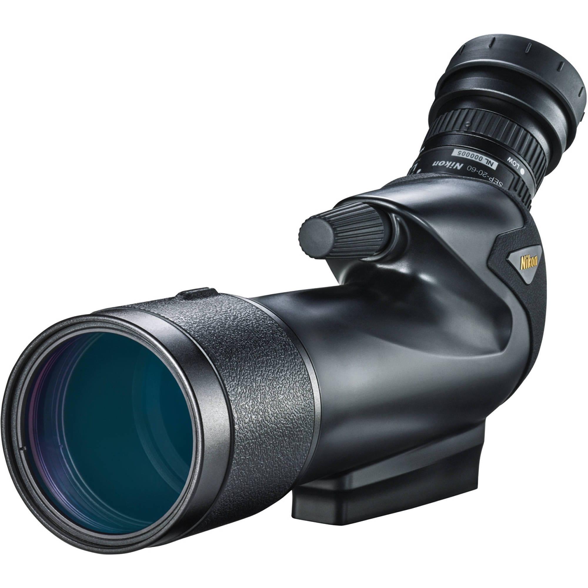 Nikon Prostaff 5 60 + 16-48x Okular