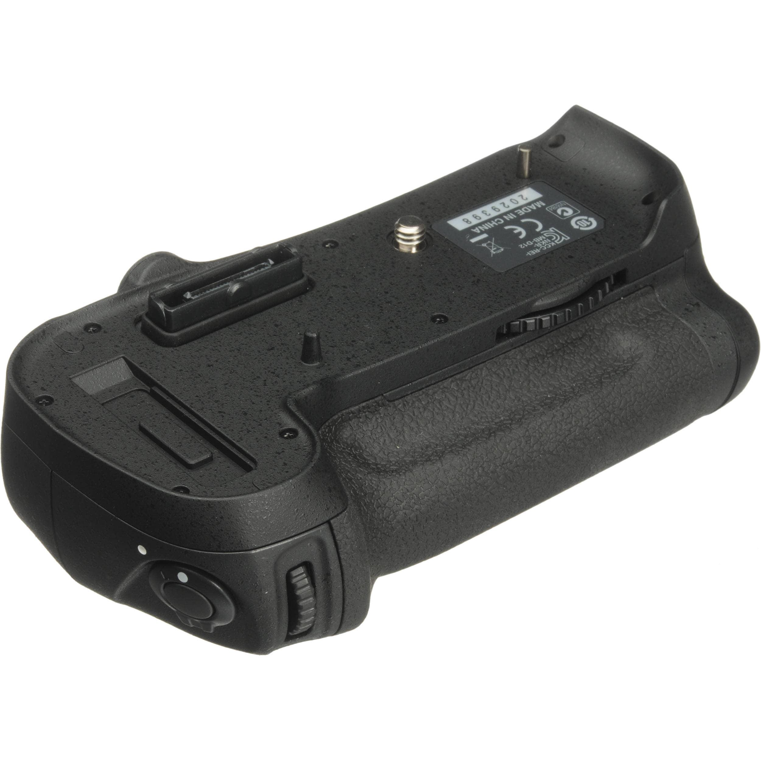 Nikon Mb-D12 Batteripack Till D800