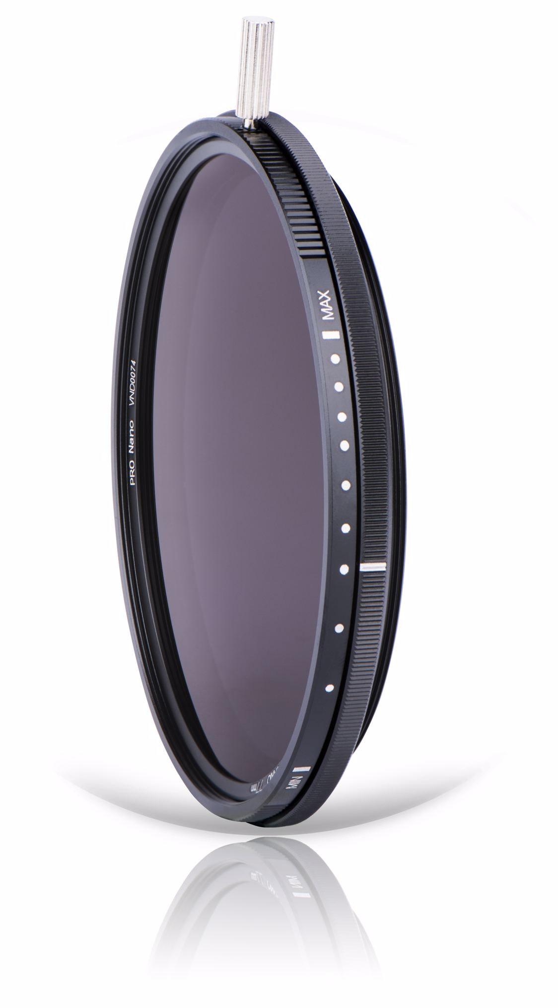 NiSi ND-VARIO 5-9 STOPS PRO NANO 95mm