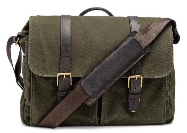 ONA Bags Brixton Olive