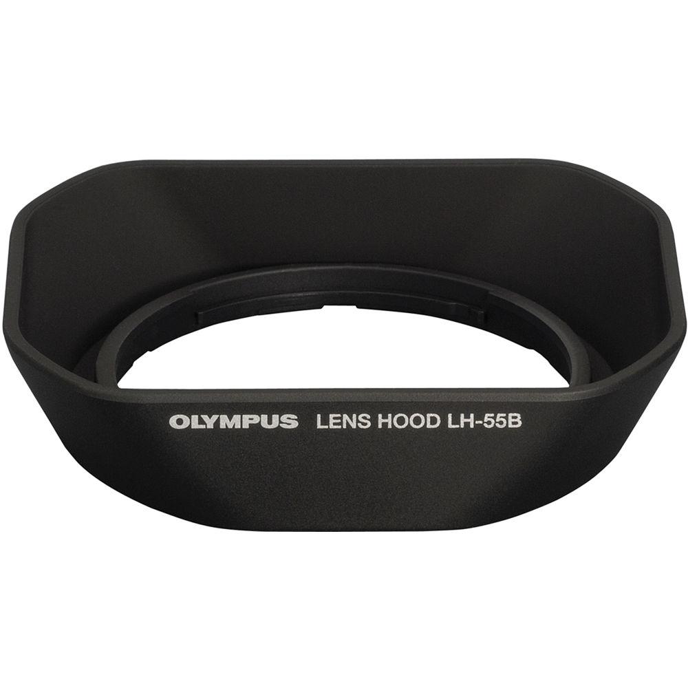 Olympus LH-55B Motljusskydd till 9-18/12-50