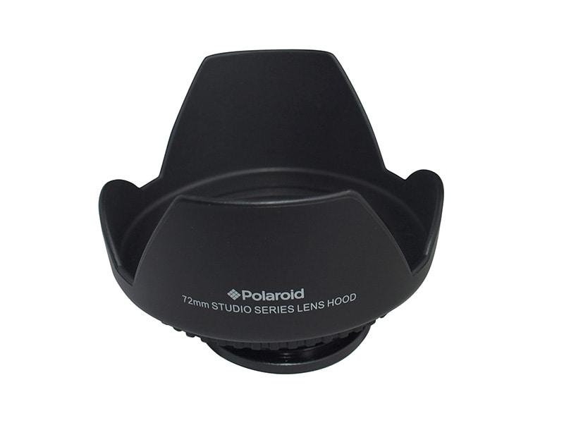 Polaroid Lens Hood Screw-on 77mm
