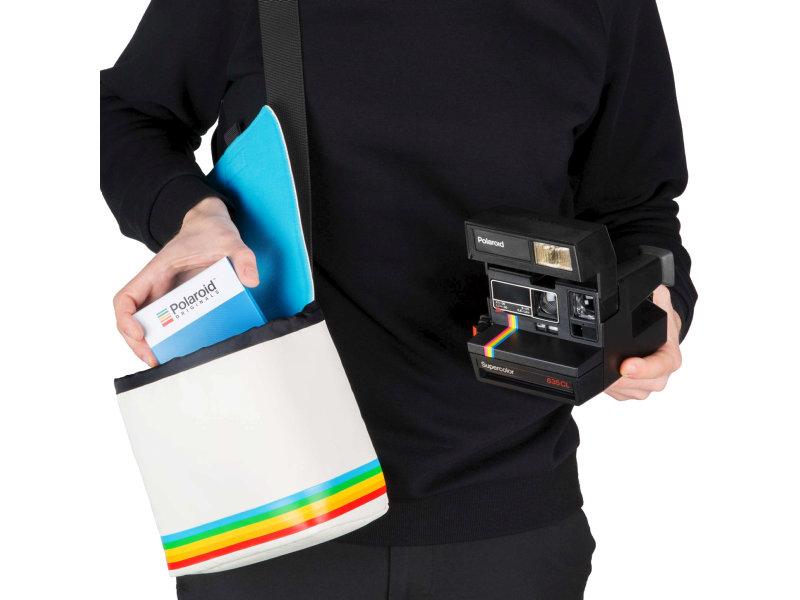 Polaroid Box Camera Bag Vit