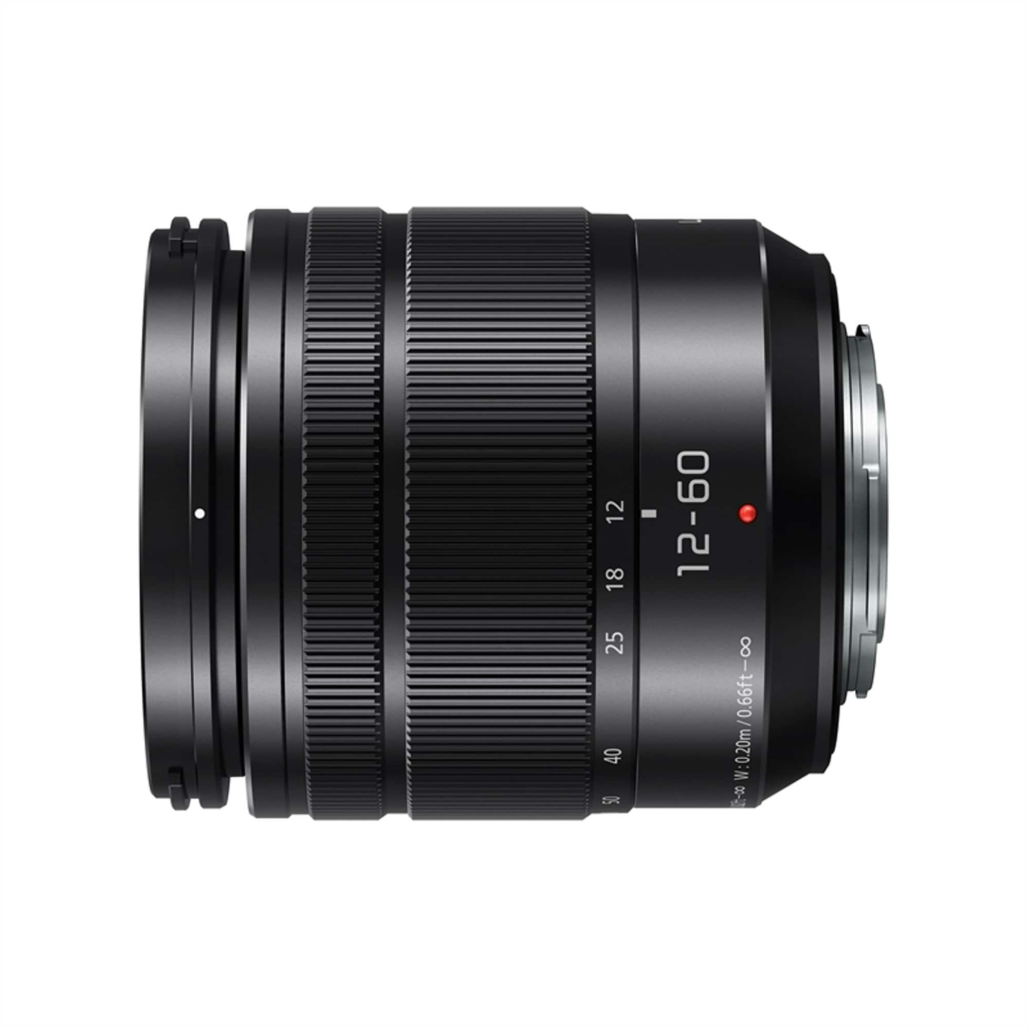 Panasonic Lumix G 12-60mm f/3,5-5,6 Power OIS - BULK
