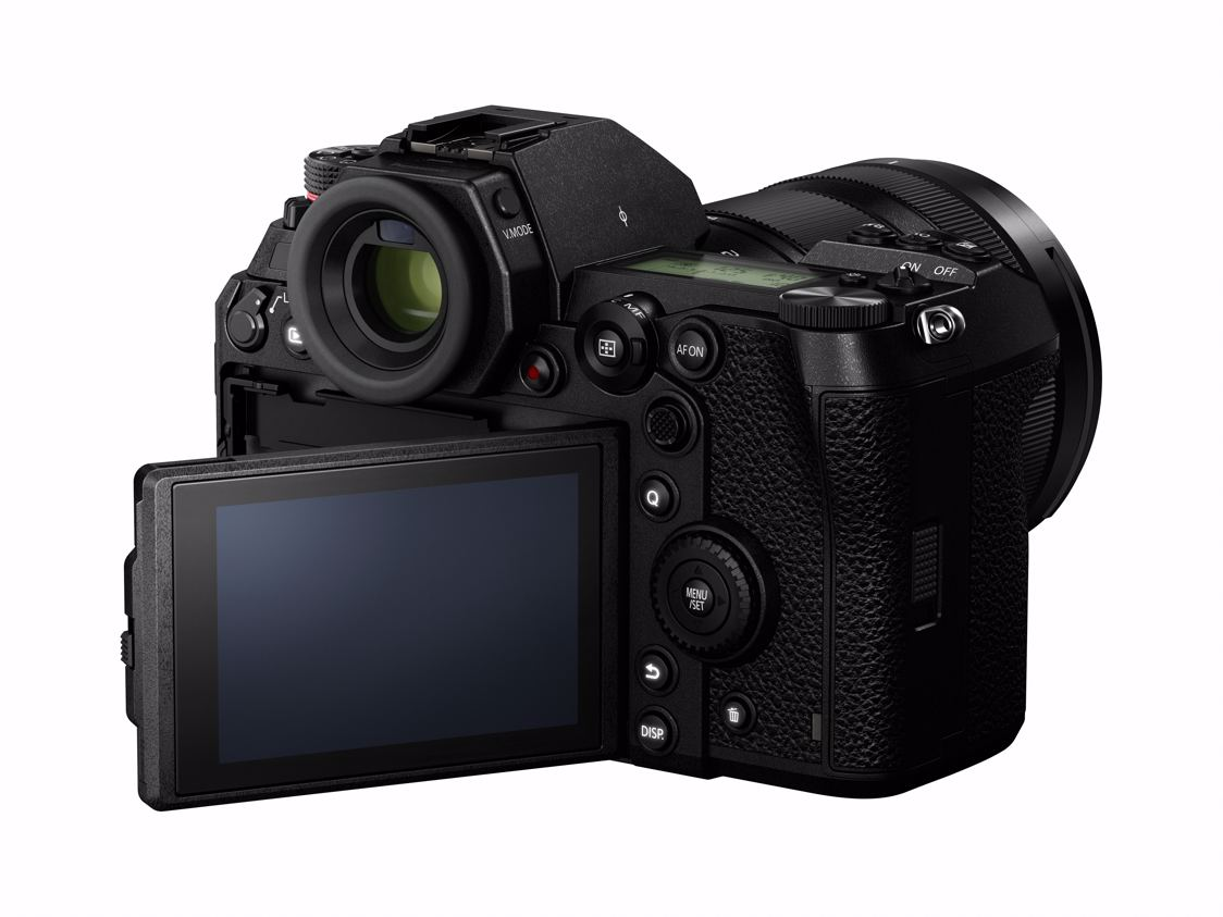 Panasonic LUMIX S1 + S 24-105mm f/4 Macro OIS