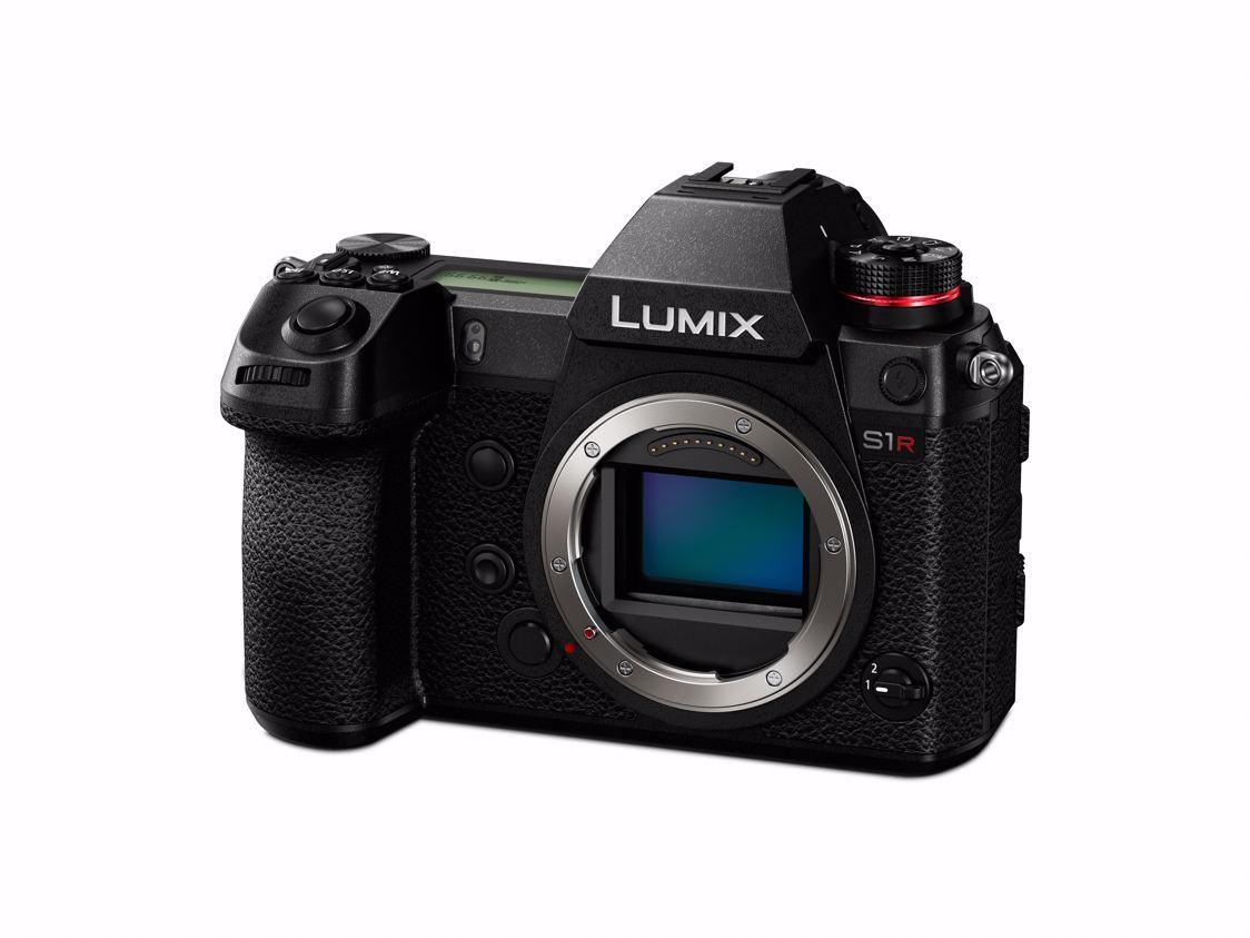 Panasonic LUMIX S1R kamerahus