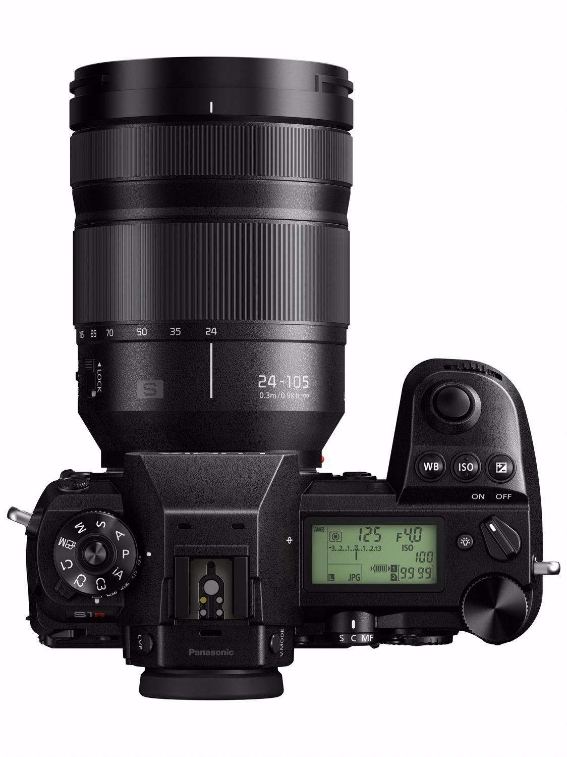 Panasonic LUMIX S1R + S 24-105mm f/4 Macro OIS