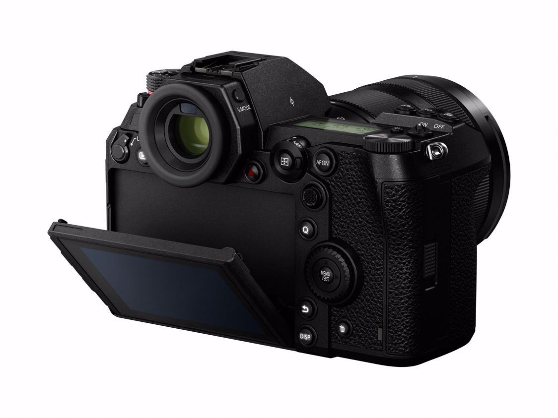 Panasonic LUMIX S1 kamerahus