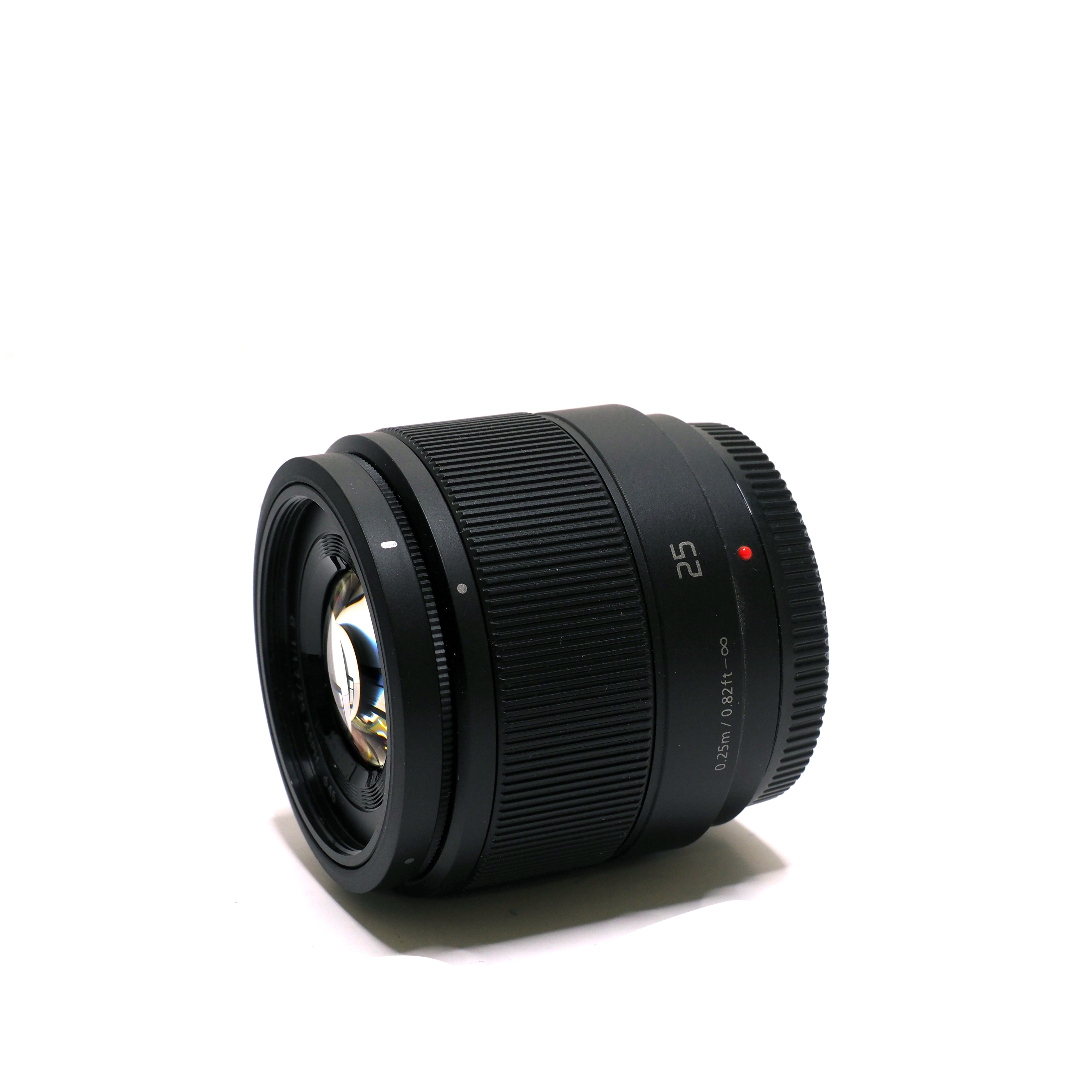 Panasonic Lumix G 25mm f/1,7 - BEGAGNAT