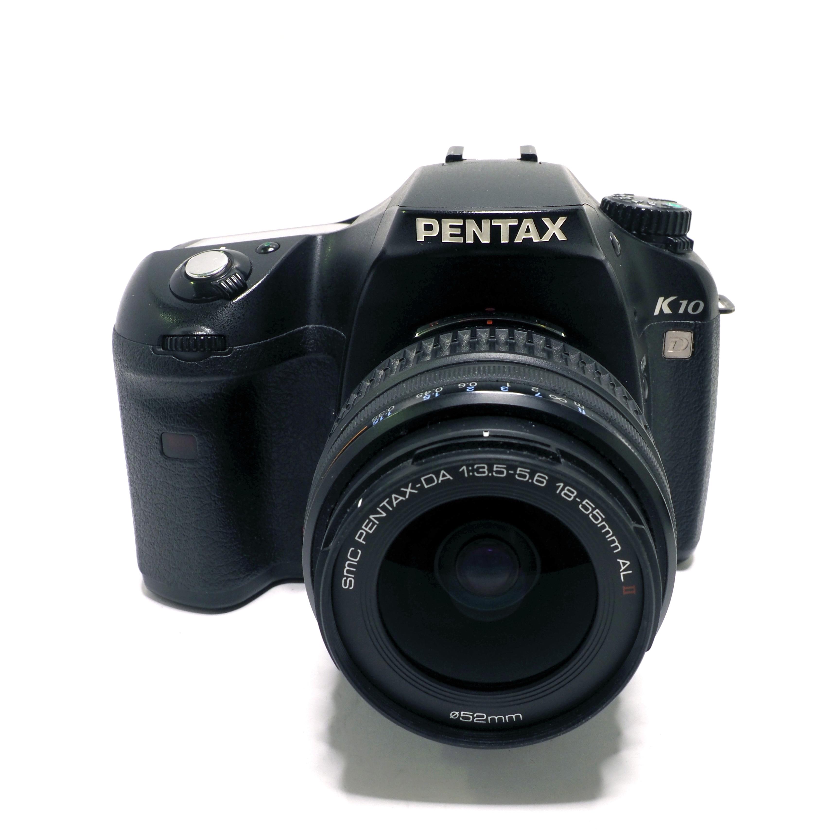 Pentax K10 + Optik - BEGAGNAT