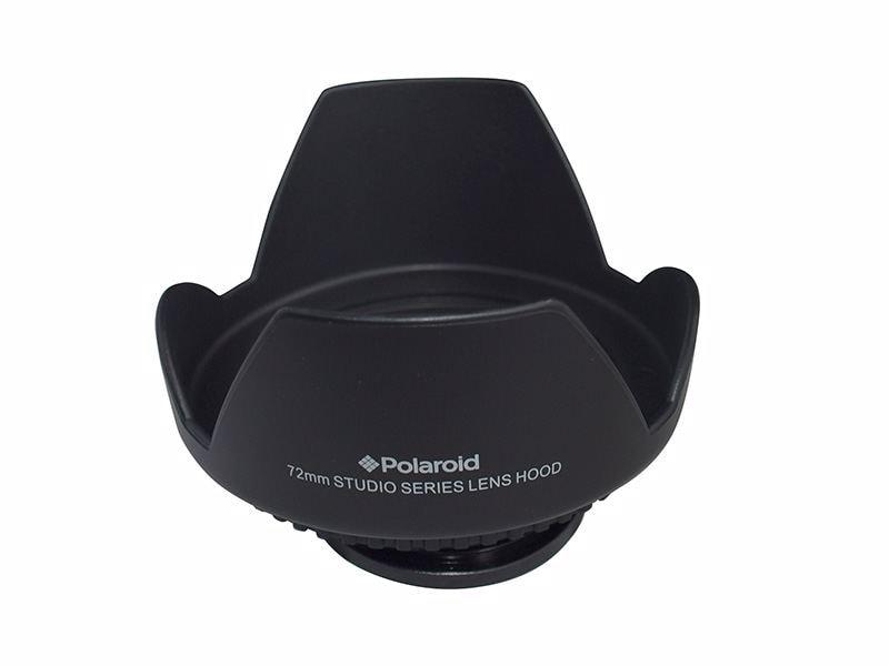 Polaroid Motljusskydd 58mm