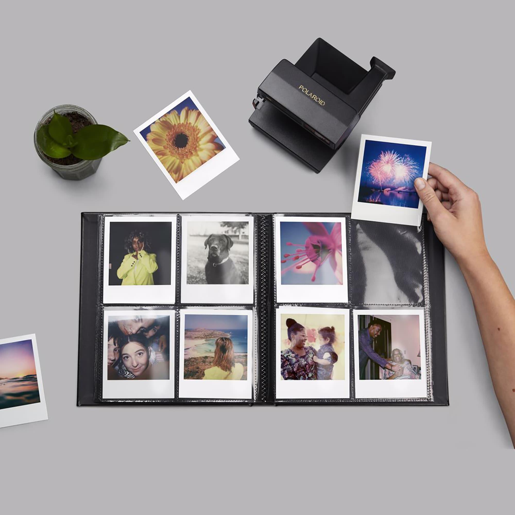 Polaroid Fotoalbum Large Svart