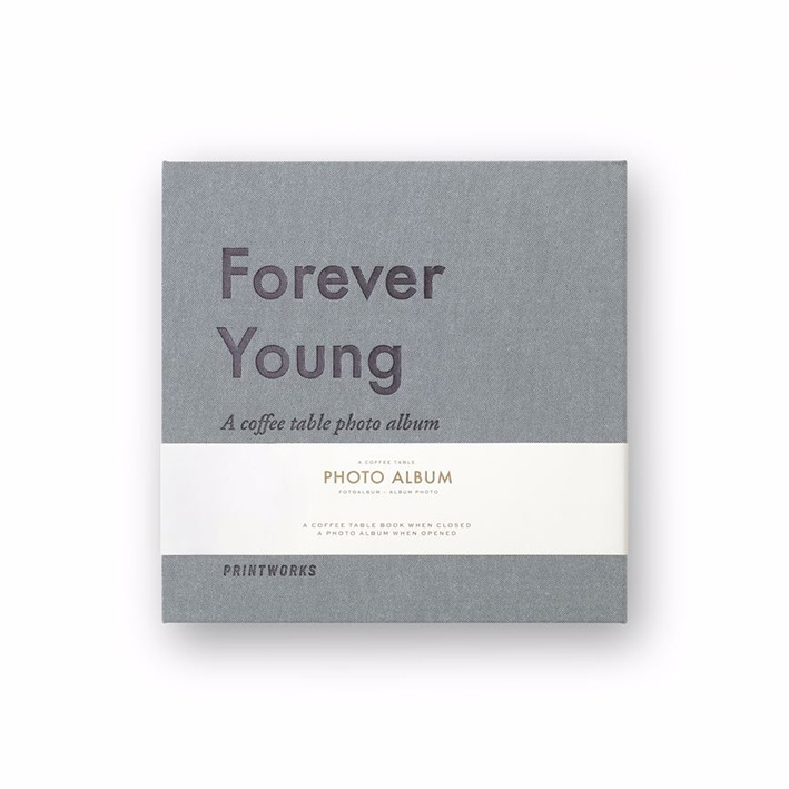 Printworks Fotoalbum Forever Young Small