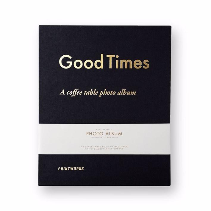 Printworks Fotoalbum Good Times Large