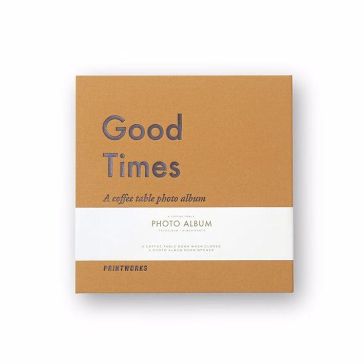 Printworks Fotoalbum Good Times Small