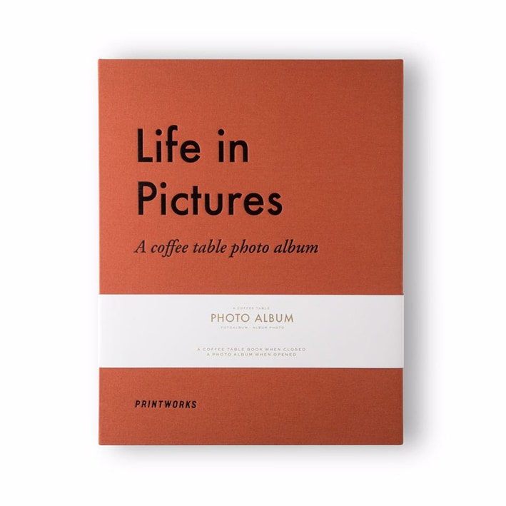 Printworks Fotoalbum Life in Pictures Large