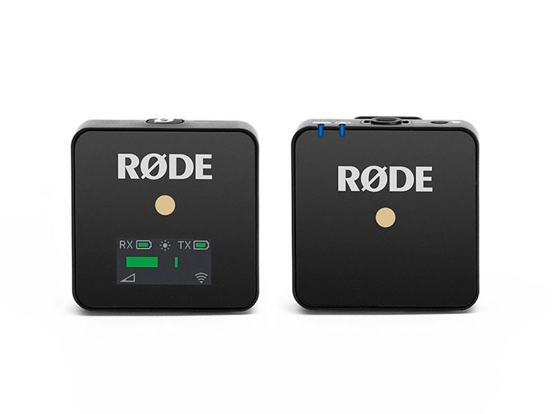RØDE Wireless GO Mikrofonsystem