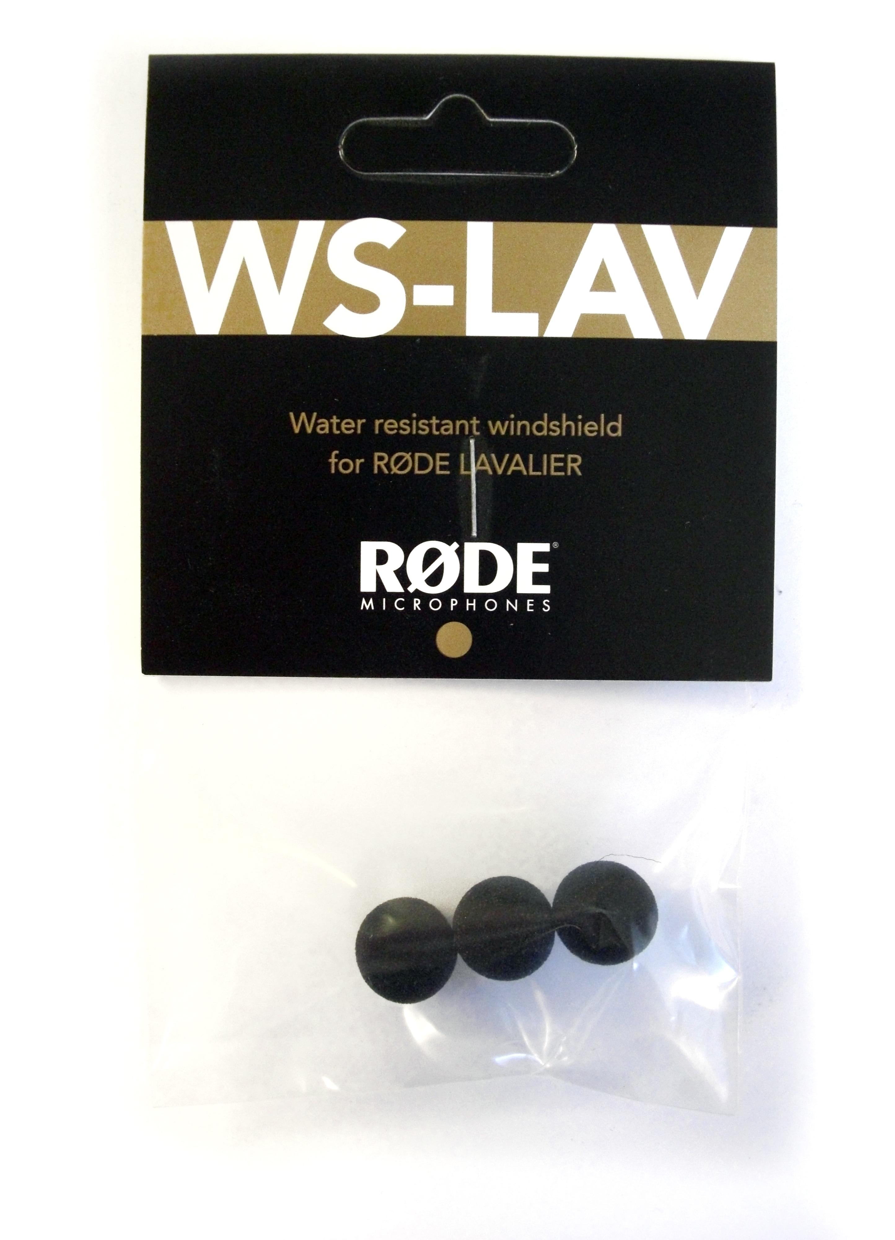 Röde WS-LAV puffskydd/3pack