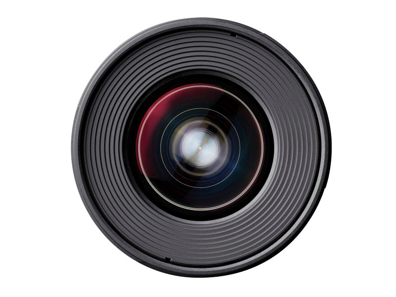 Samyang 20MM F/1,8 Nikon F
