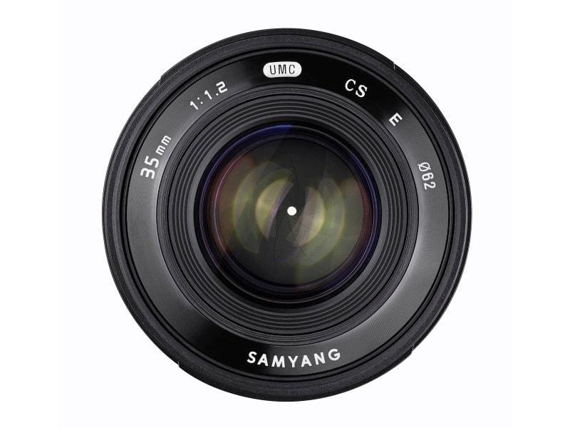 Samyang 35MM F1,2 CSC Micro F/T