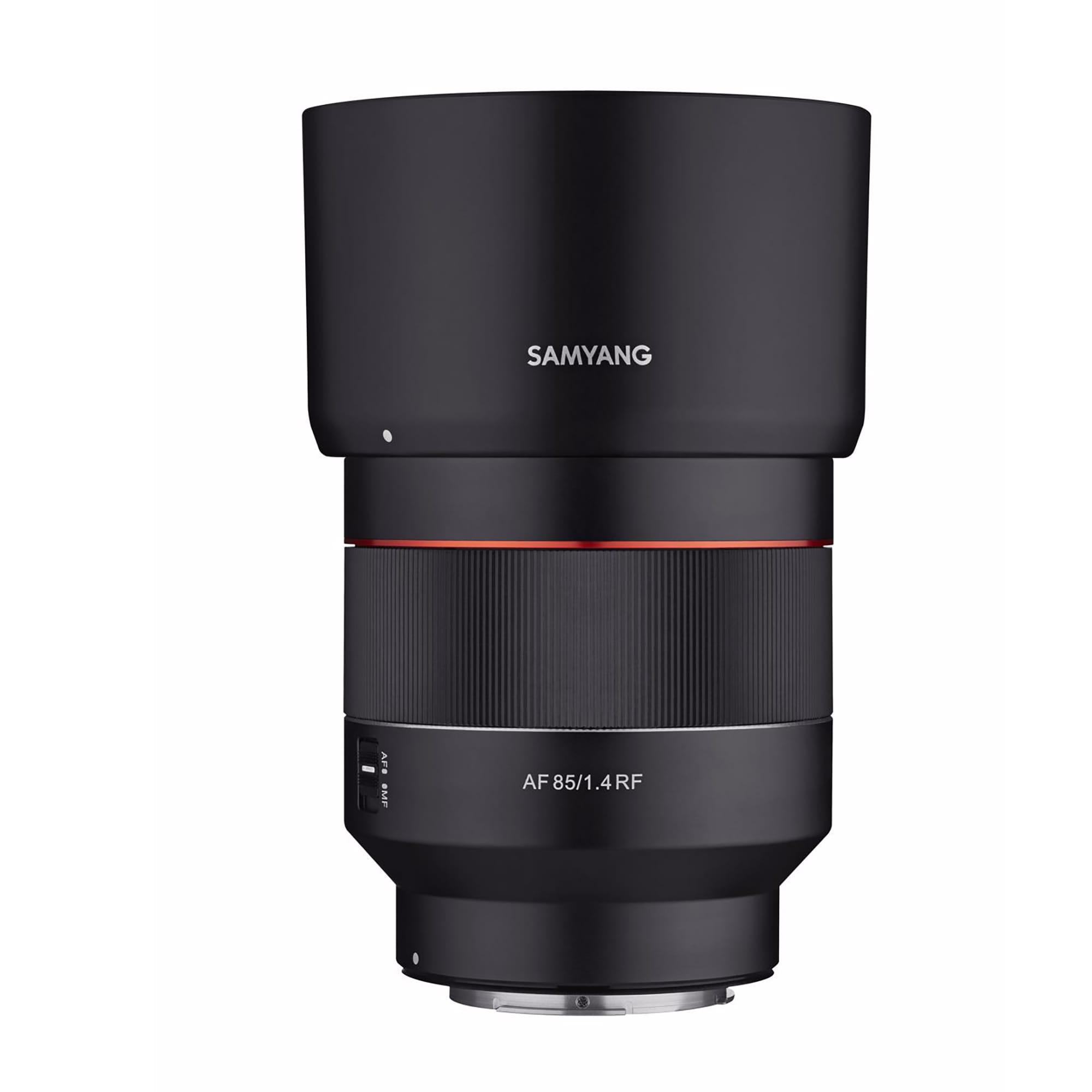 Samyang AF 85mm F1,4 Canon RF