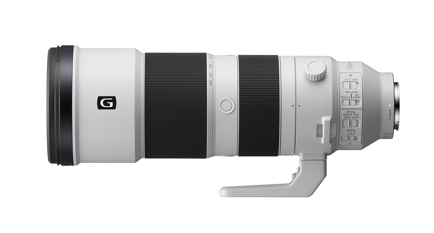 Sony FE 200-600mm f/5,6-6,3 G OSS
