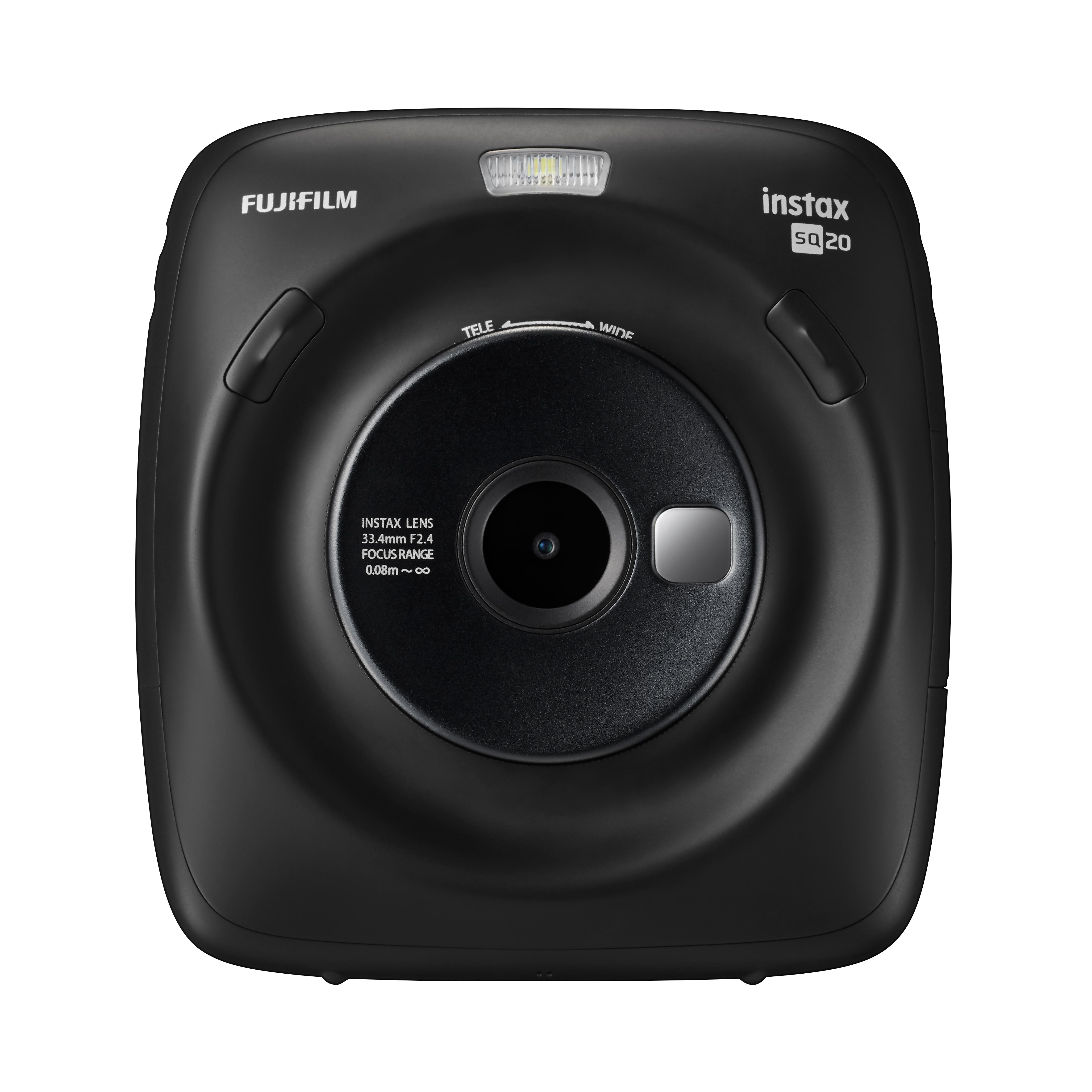 Fujifilm Instax Square SQ20 Svart