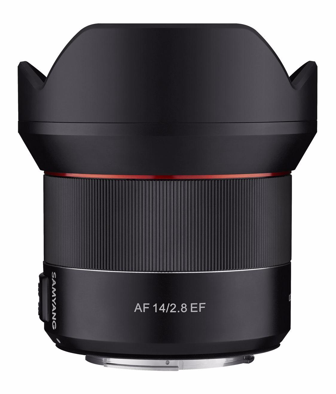 Samyang AF 14 MM F2,8 Canon EF