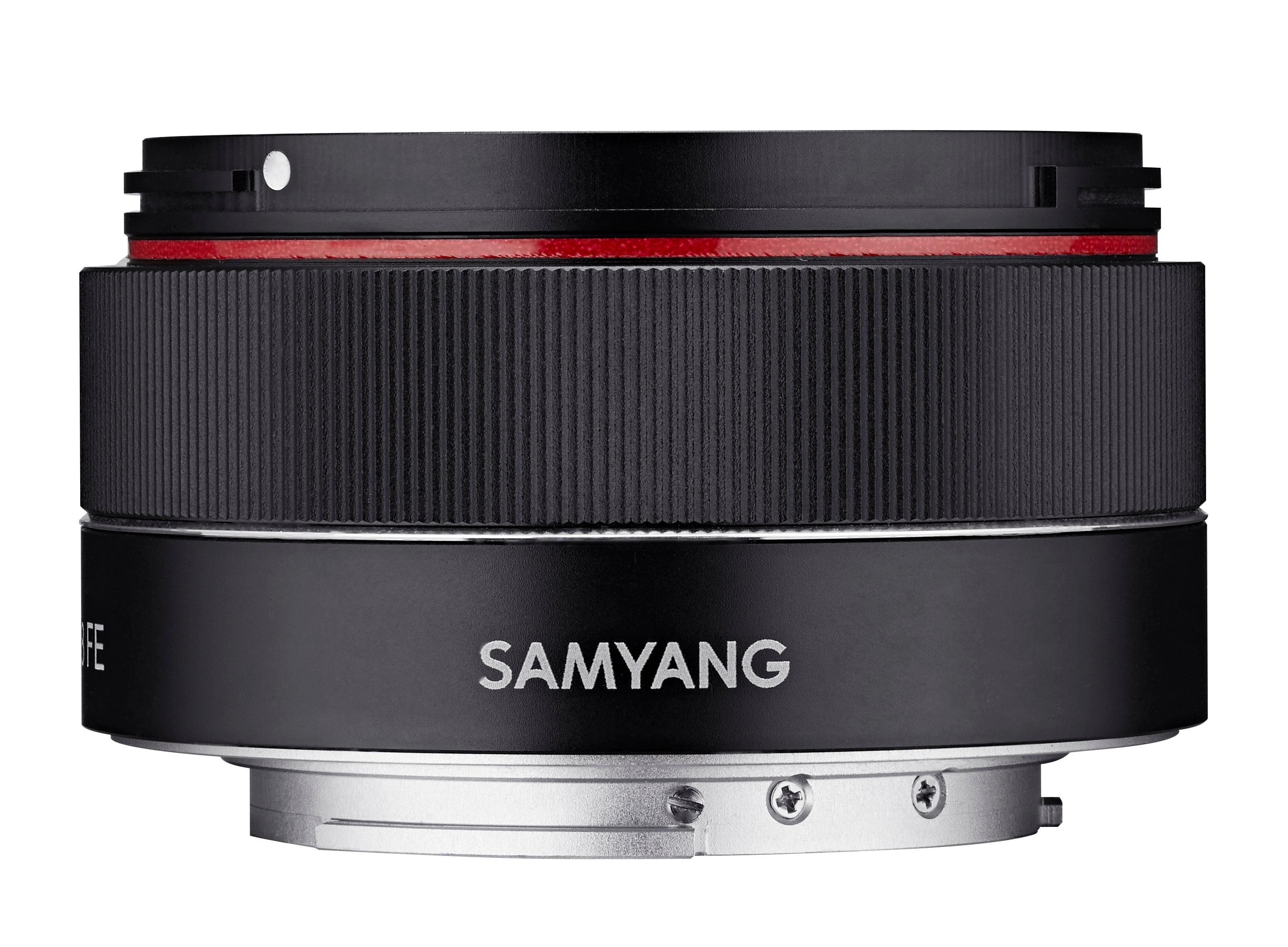 Samyang AF 35mm f/2,8 Sony FE