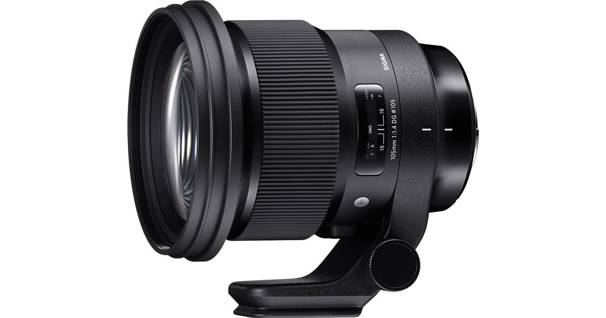 Sigma 105mm f/1.4 DG HSM Canon