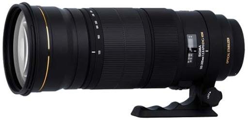 Sigma AF 120-300mm f/2,8 DG EX OS HSM APO Canon - Fyndvara