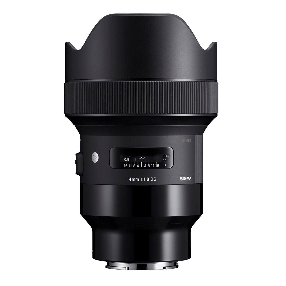 Sigma AF 14mm f/1.8 DG HSM Art SONY E-Mount