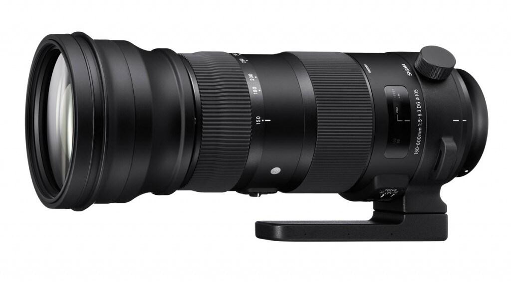 Sigma 150-600mm f/5-6.3 DG OS HSM Sports Nikon