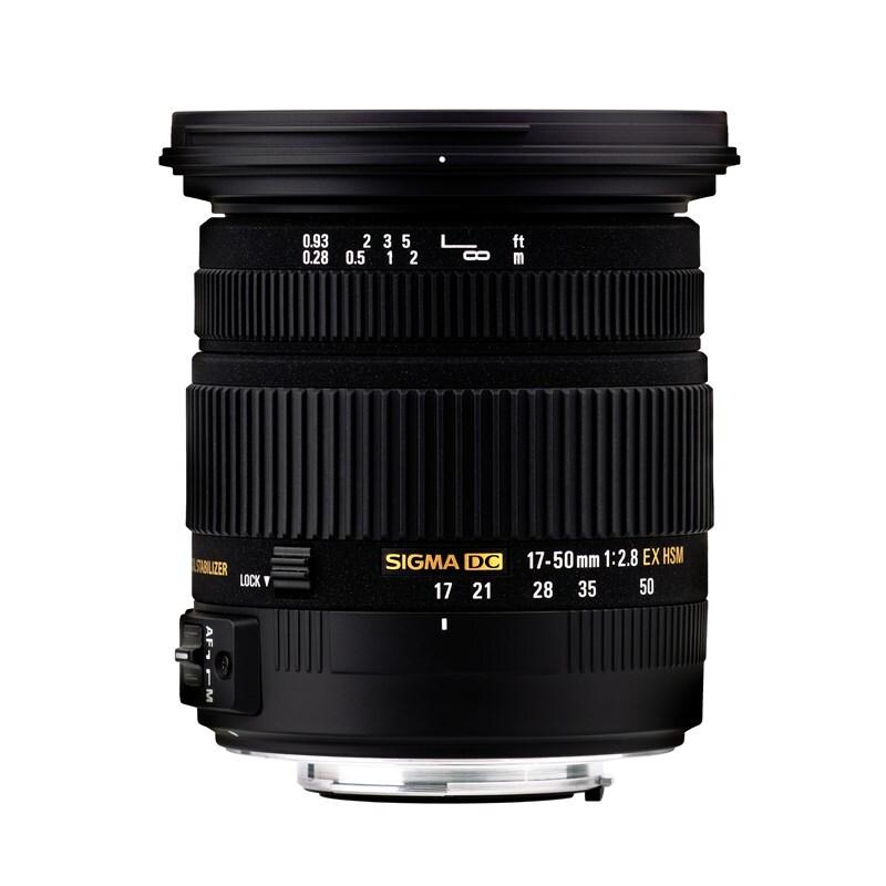 Sigma 17-50/2,8 Dc Os Nikon