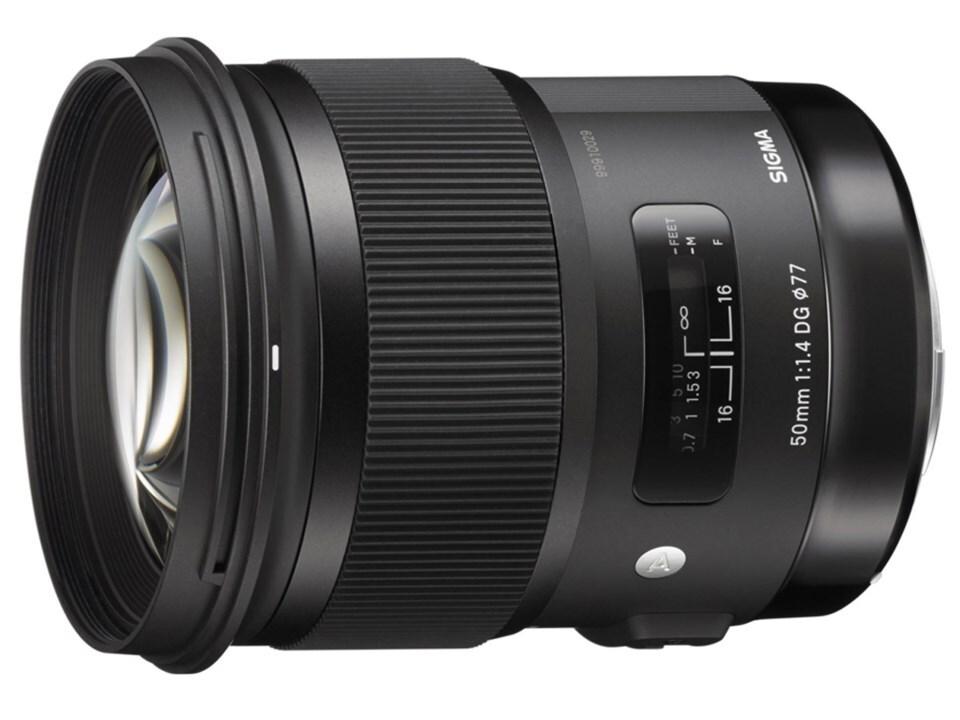 Sigma 50mm f/1.4 DG HSM Nikon