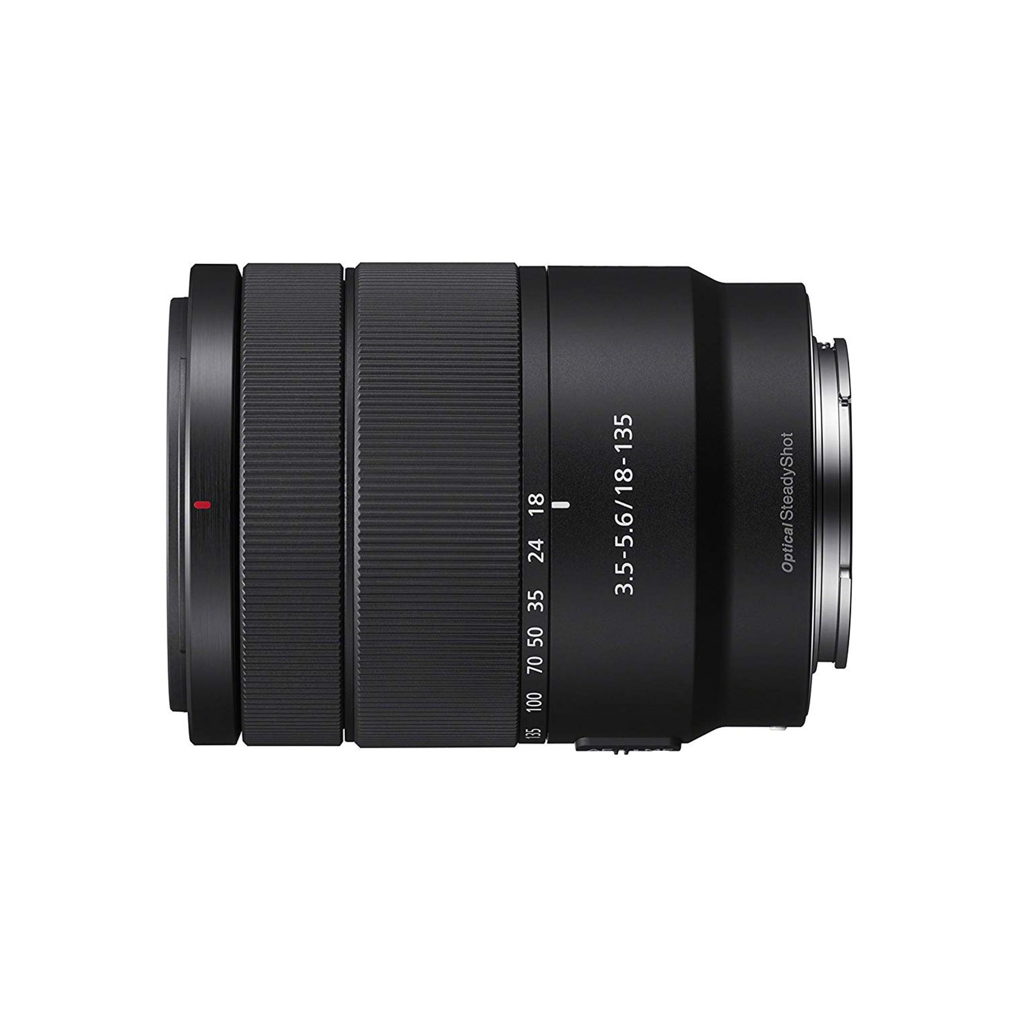 Sony E OSS 18-235mm f/3,5-5,6 - DEMO EX