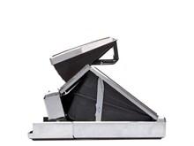Polaroid SX-70 Brun/Silver