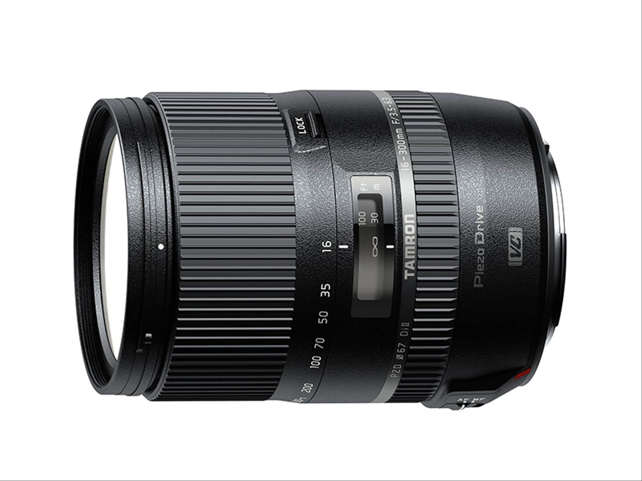 Tamron AF 16-300MM F/3.5-6.3 Di II VC PZD MACRO för Nikon - DEMO EX