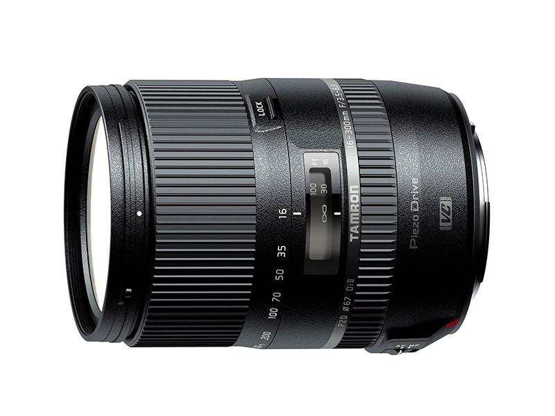Tamron AF 16-300MM F/3.5-6.3 Di II VC PZD MACRO för Nikon