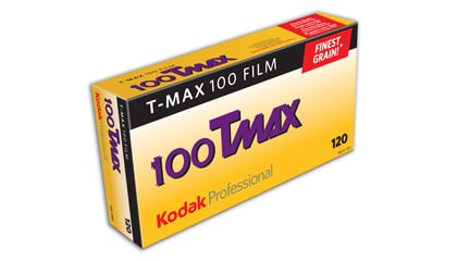 Kodak Tmx 100 120 T-Max