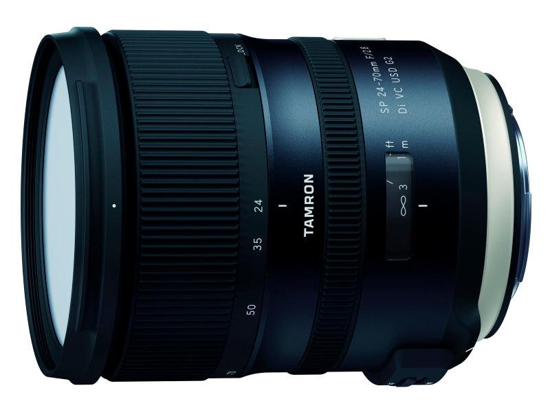 Tamron SP 24-70mm f/2.8 Di VC USD G2 Canon - Fyndvara