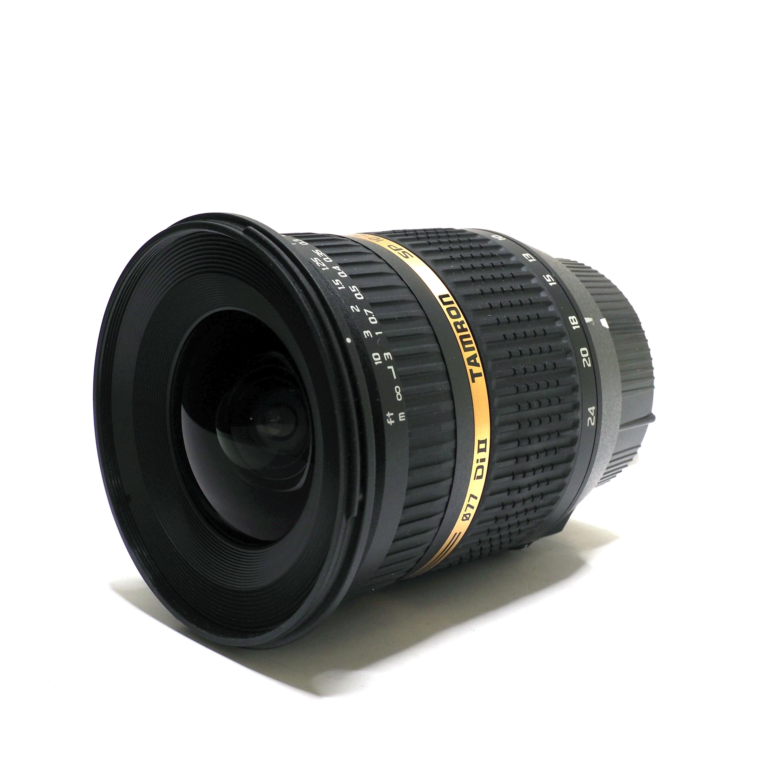 Tamron SP 10-24mm f-3,5-5,6 - Nikon - BEGAGNAT