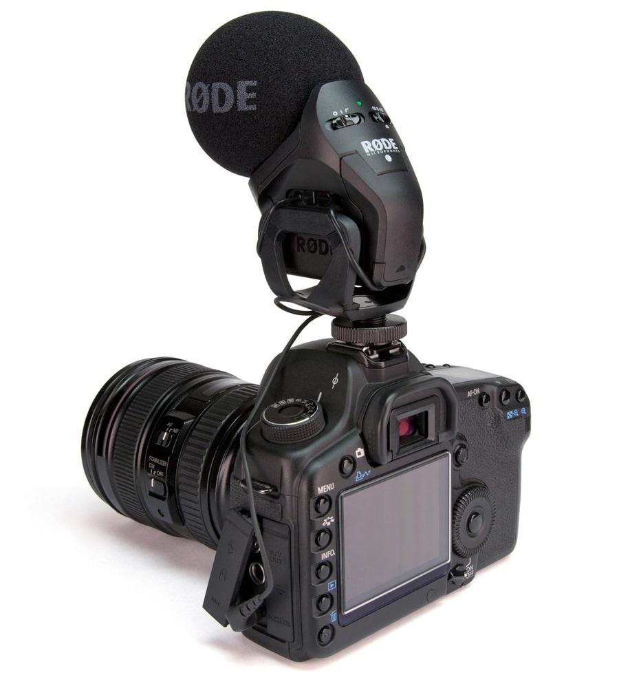 Röde Videomic Pro Stereo